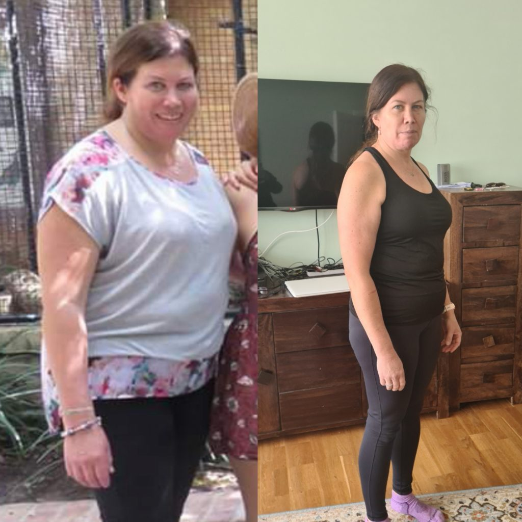 Sam has lost over 30kg (and still going!) since training with ProtoFIt